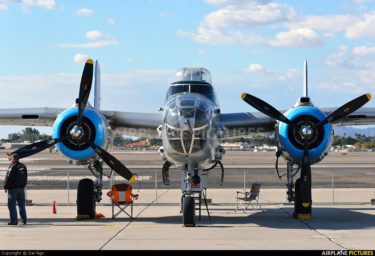American Airpower Heritage Museum (CAF) N125AZ aircraft at Yuma