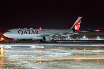 A7-ACF - Qatar Airways Airbus A330-200