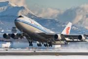 B-2455 - Air China Cargo Boeing 747-400BCF, SF, BDSF aircraft