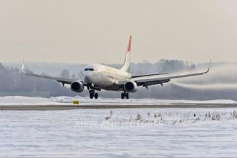 EY-787 - Somon Air Boeing 737-800