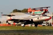 LV-X468 - Private Aero L-29 Delfín aircraft