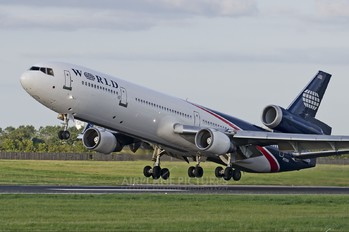 N272WA - World Airways McDonnell Douglas MD-11