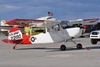 N5259G - Private Cessna L-19/O-1 Bird Dog