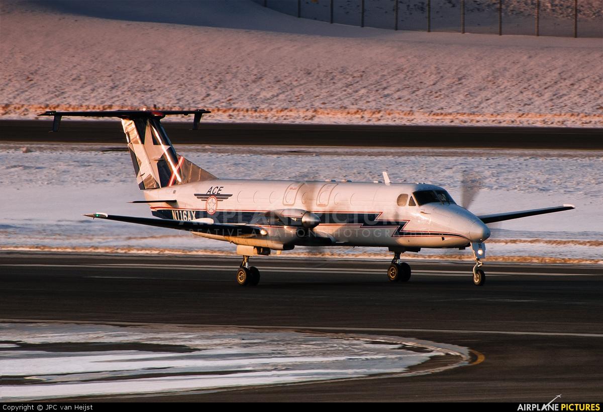 Alaska Central Express N116AX aircraft at Anchorage - Ted Stevens Intl / Kulis Air National Guard Base