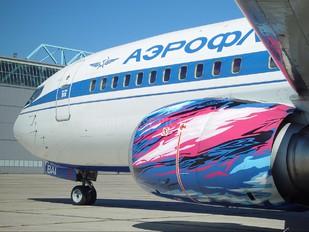 VP-BAI - Aeroflot Boeing 737-400