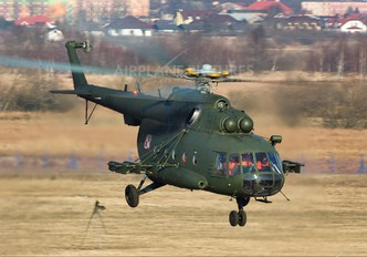 601 - Poland- Special Forces Mil Mi-17