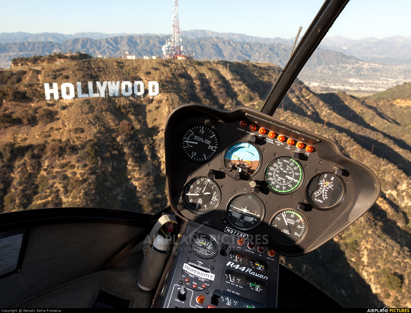 Star Helicopters N977SF aircraft at In Flight - California
