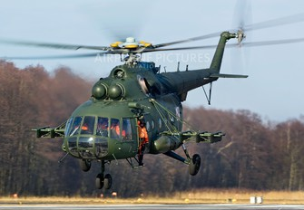 601 - Poland- Air Force: Special Forces Mil Mi-17