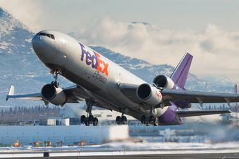 N612FE - FedEx Federal Express McDonnell Douglas MD-11F