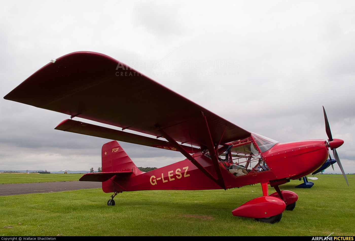 G-LESZ - Private Denney Kitfox at Perth - Scone | Photo ID