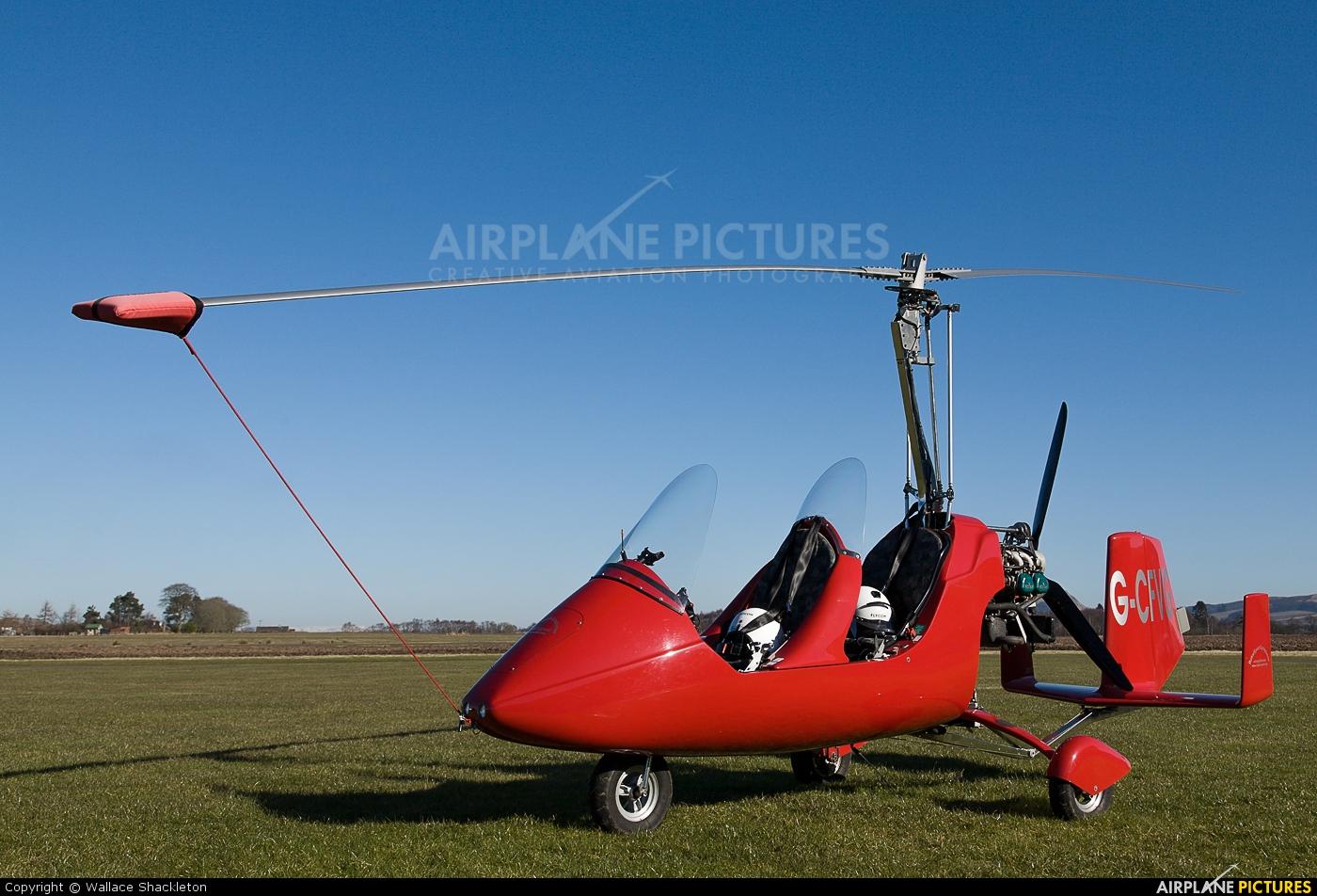 Private G-CFVG aircraft at Perth - Scone