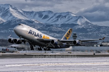 N459MC - Atlas Air Boeing 747-400BCF, SF, BDSF