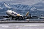 N459MC - Atlas Air Boeing 747-400BCF, SF, BDSF aircraft