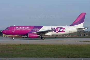 HA-LPU - Wizz Air Airbus A320