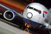 G-DOCF - British Airways Boeing 737-400 aircraft