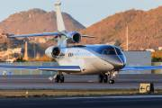 LX-MES - Private Dassault Falcon 7X aircraft