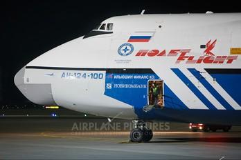 RA-82068 - Polet Flight Antonov An-124