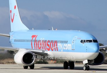 G-FDZD - Thomson/Thomsonfly Boeing 737-800