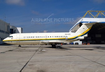 XB-KCE - Coapa Air BAC 111