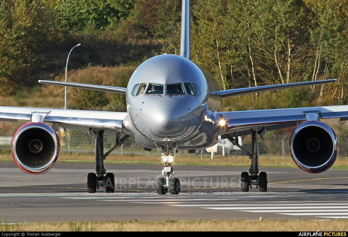 PrivatAir HB-IEE aircraft at Luxembourg - Findel