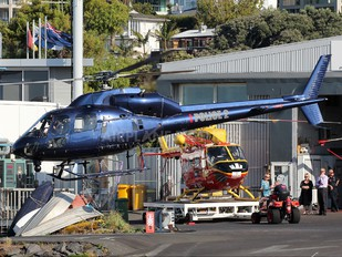 ZK-HDG - New Zealand - Police Aerospatiale AS355 Ecureuil 2 / Twin Squirrel 2