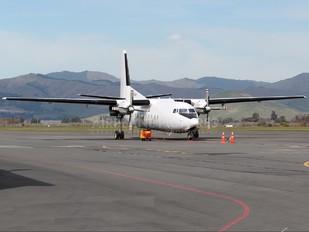 ZK-PAX - Airwork Fokker F27