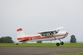 G-BDKC - Private Cessna 185 Skywagon