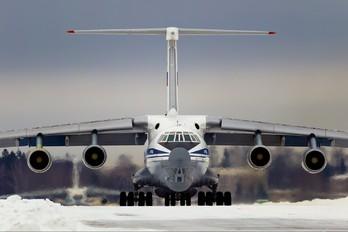 RA-76668 - Russia - Air Force Ilyushin Il-76 (all models)