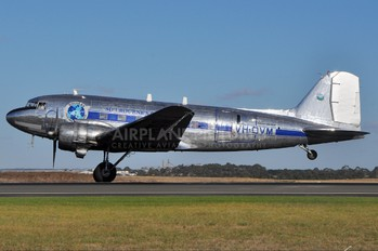 VH-OVM - Private Douglas DC-3