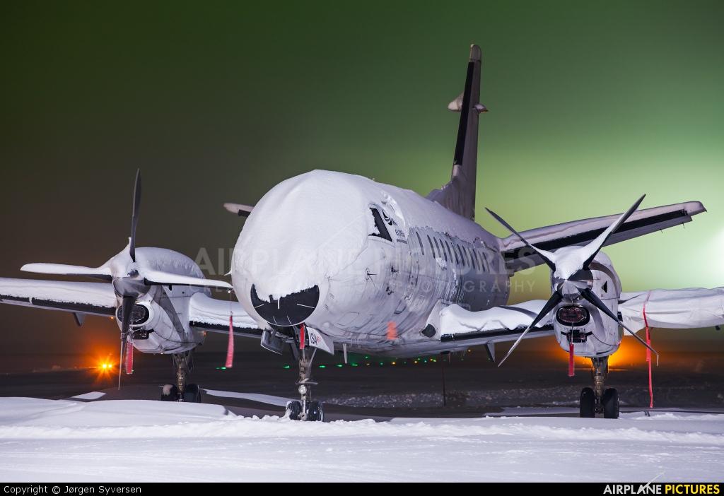 Avion Express LY-ISA aircraft at Oslo - Gardermoen