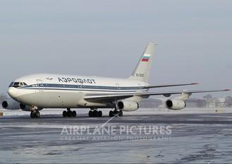 RA-86087 - Aeroflot Ilyushin Il-86