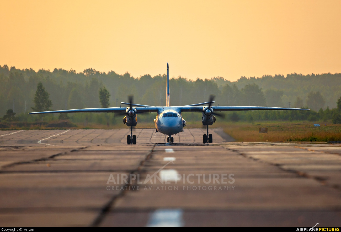 Russia - Air Force 60 aircraft at Undisclosed Location
