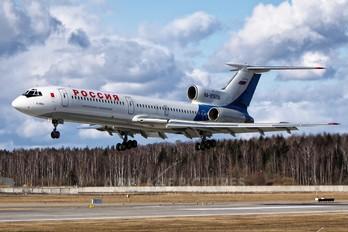 RA-85658 - Rossiya Tupolev Tu-154M