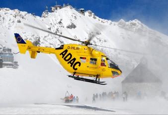 D-HLIR - ADAC Luftrettung Eurocopter BK117
