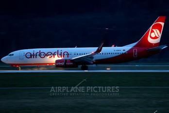 D-ABKW - Air Berlin Boeing 737-800
