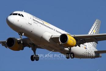 EC-JTQ - Vueling Airlines Airbus A320