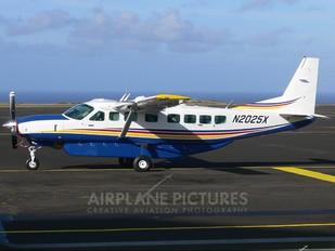 N2025X - Private Cessna 208 Caravan