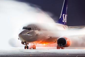 LN-RPK - SAS - Scandinavian Airlines Boeing 737-700