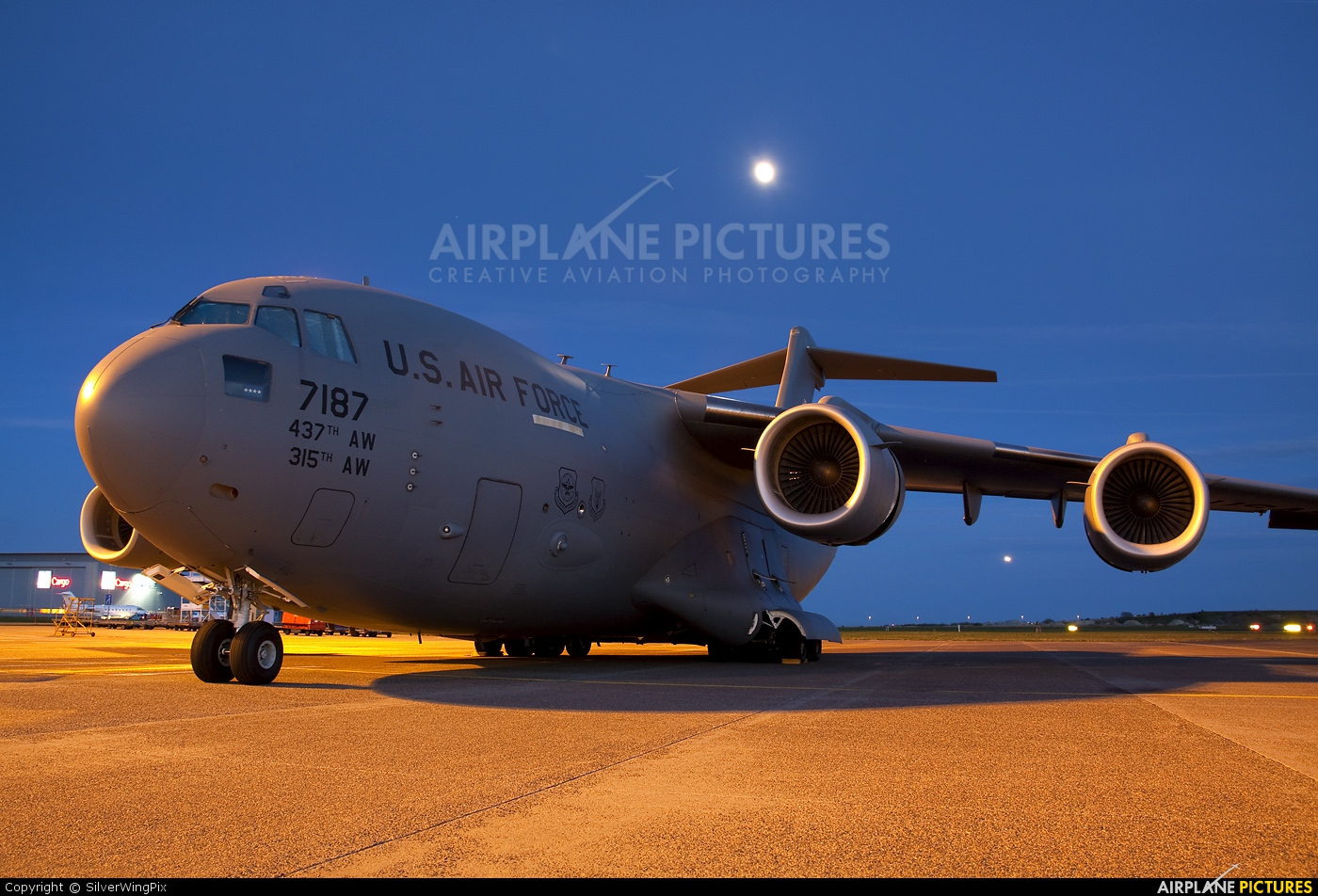 USA - Air Force 07-7187 aircraft at Undisclosed location
