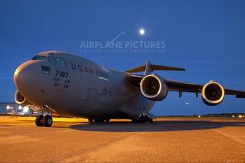 07-7187 - USA - Air Force Boeing C-17A Globemaster III