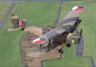 PH-CSL - Private de Havilland DH. 82 Tiger Moth