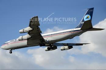 EP-SHU - Saha Air Boeing 707