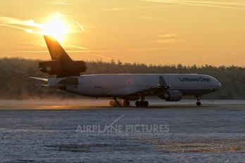 D-ALCQ - Lufthansa Cargo McDonnell Douglas MD-11F