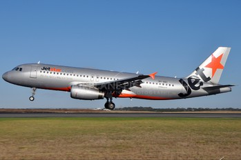 VH-VQO - Jetstar Airways Airbus A320