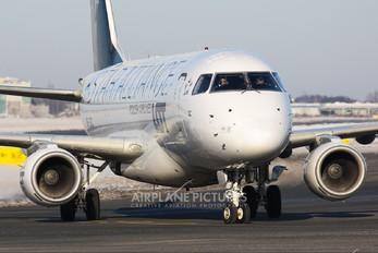 SP-LDC - LOT - Polish Airlines Embraer ERJ-170 (170-100)