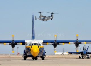 164763 - USA - Marine Corps Lockheed C-130T Hercules