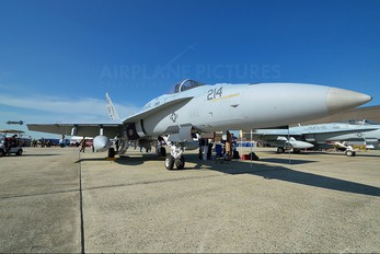 163124 - USA - Marine Corps McDonnell Douglas F/A-18A Hornet