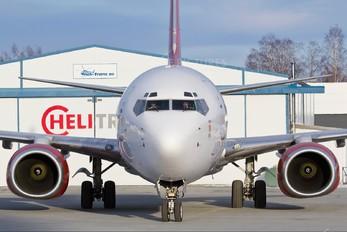 TC-TJI - Corendon Airlines Boeing 737-800
