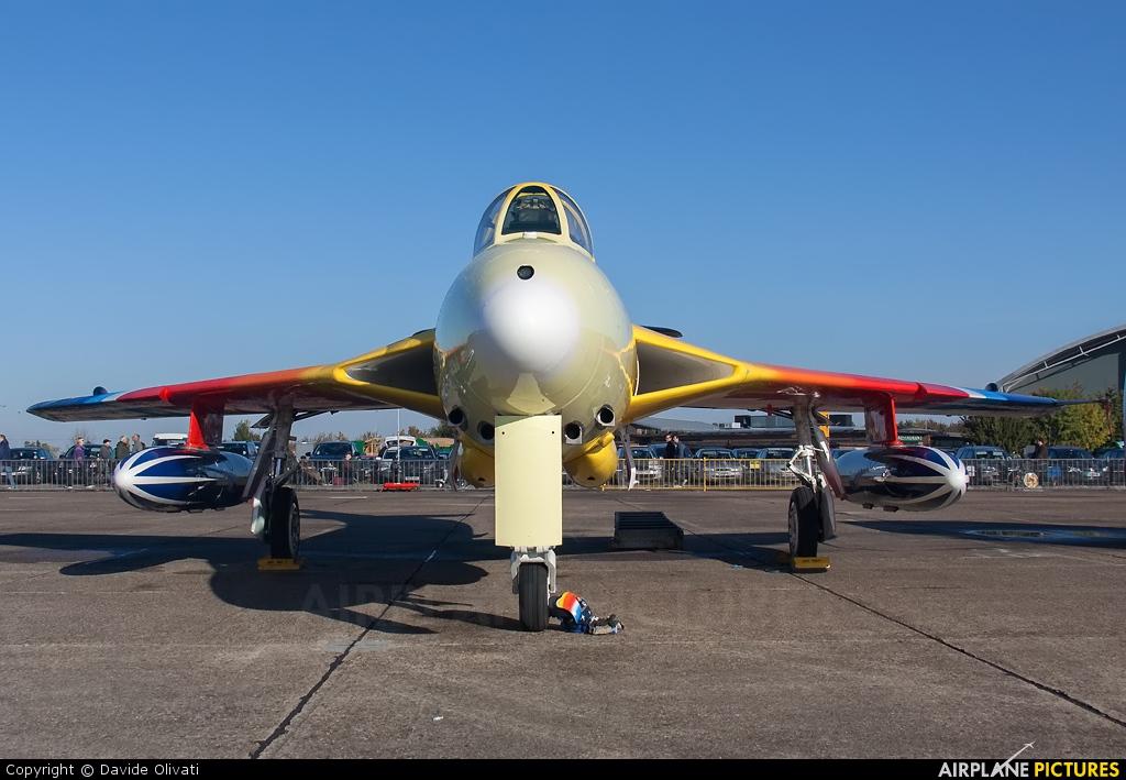 Heritage Aviation Developments G-PSST aircraft at Duxford