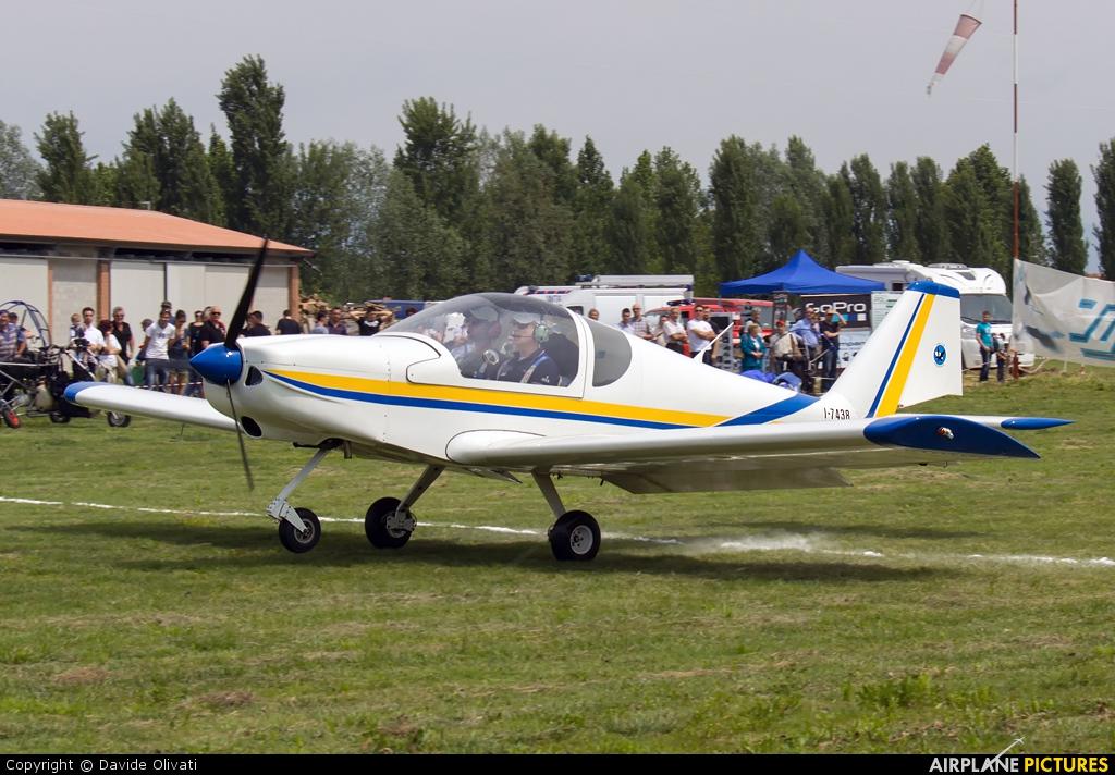 I7438  Private SG Aviation Storm280G At Bergamo  Caravaggio  Photo ID 277